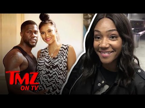 Kevin Hart's Co-Star Minds Her Own Business | TMZ TV