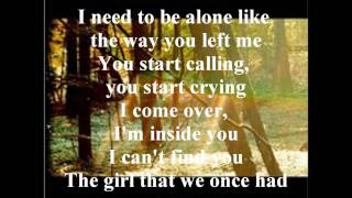 Childish Gambino - Heartbeat(with lyrics)