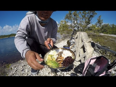 Fl Keys Adventuring #5 - Upper Sugarloaf Old State Road 4A + (Catch and Cook)