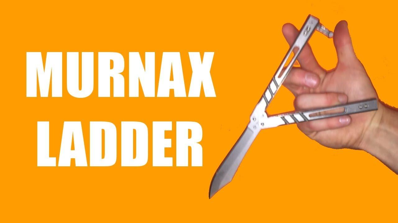 Balisong Tricks Murnax Ladder Advanced 20