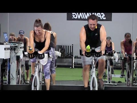 FREE World's Best Online Spin® Class - Part 1 with Cat Kom & Brian LaRose