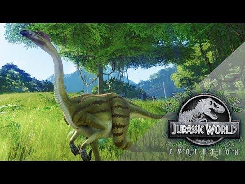 Twisting Dinosaur DNA... For SCIENCE!! 🦕🌿 Jurassic World Evolution • #3