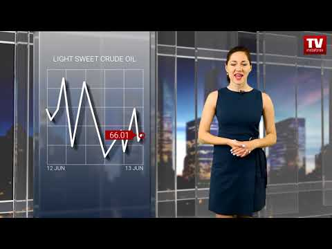 Oil prices trading mixed  (13.06.2018)