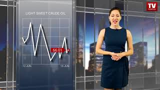 InstaForex tv news: Oil prices trading mixed  (13.06.2018)