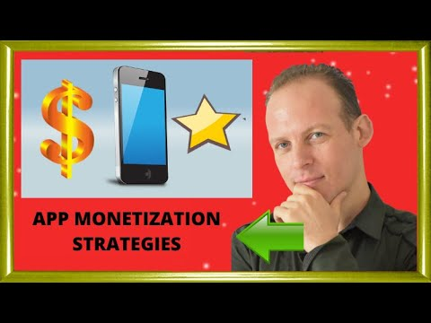 Mobile app monetization strategies: How to monetize mobile apps and make money from apps