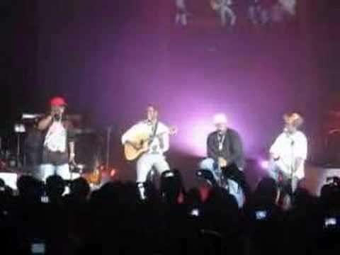 Brian McKnight feat Boyz II Men - It's So Hard To Say Goodbye to Yesterday (Live Version)