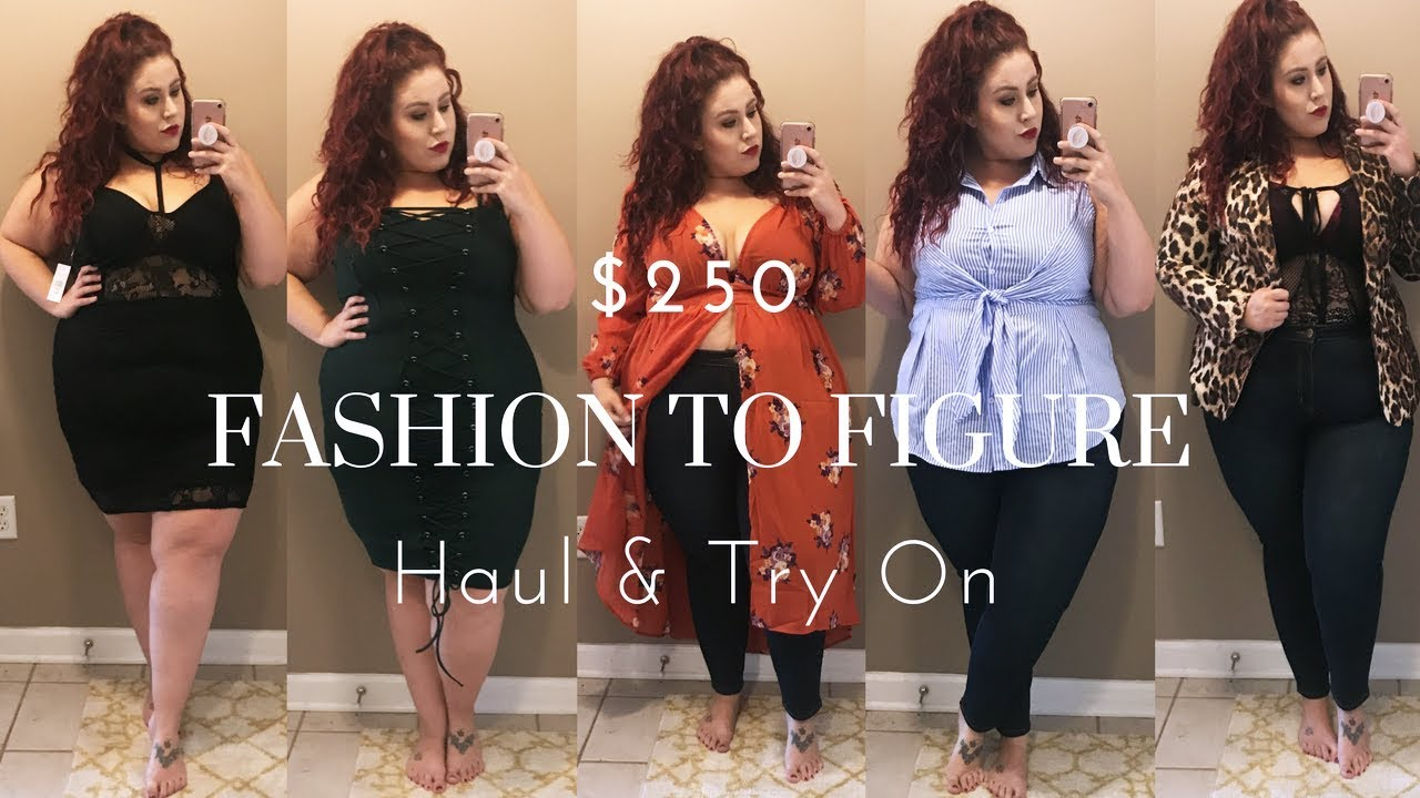 Plus Size Haul   Try On   Fashion to Figure   YouTube Plus Size Haul   Try On   Fashion to Figure