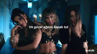 Ariana Grande, Miley Cyrus, Lana Del Rey - Don't Call Me Angel (Türkçe Çeviri)