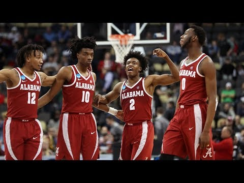 Alabama holds on to take down Virginia Tech in NCAA Tournament first round