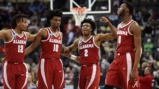 Watch the game highlights from virginia tech hokies vs. alabama crimson tidewatch highlights, recaps, and much more 2018 ncaa division i men's ...