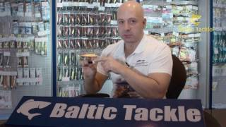 Воблер Baltic Tackle Weito 100 F