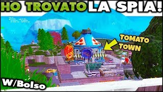 ICH FOUND THE SPY! FORTNITE ITA mit Bolso ROYAL VICTORY SEMI ANIMATED GAMEPLAY