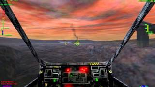 MechWarrior 3 TEST recording gameplay 60fps