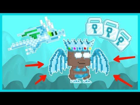 Growtopia | Crystal Set Challenge