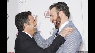 Chris Evans Reveals Devious Plan to Get Mark Ruffalo an Avengers Tattoo