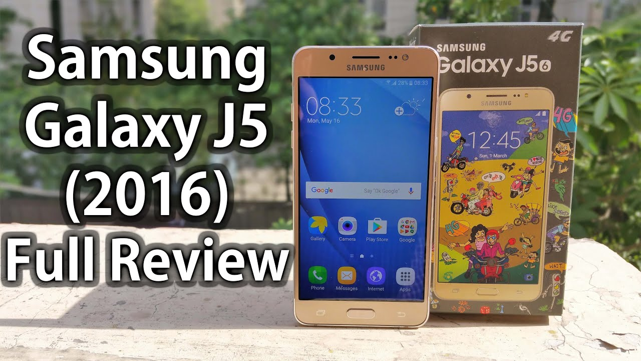 samsung galaxy j5 2016 full review youtube. Black Bedroom Furniture Sets. Home Design Ideas