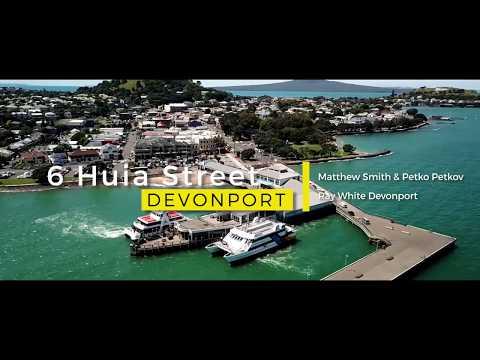 For Sale:6 Huia Street, Devonport, North Shore City