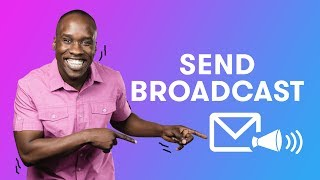 How to Send a Broadcast Email in Drip