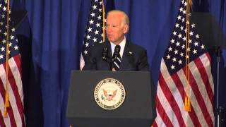 Vice President Joe Biden Speaks at The George Washington University on Budget and Economic Policy