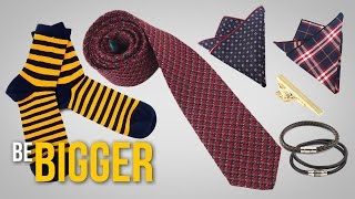 видео Мужской гардероб: важные аксессуары
