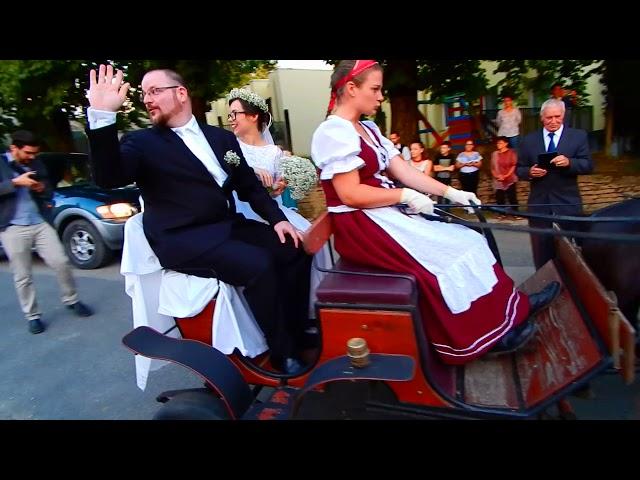 Métatábor 2018 - Menyasszonykísérő - Templomból kifelé