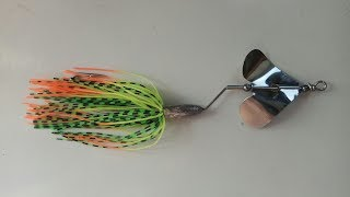 How To Make Buzzbait Handmade