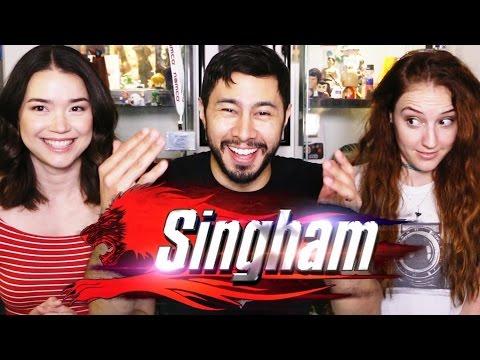 Trailer do filme Singham