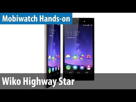 Wiko Highway Star im Mobiwatch-Hands-on | deutsch / german