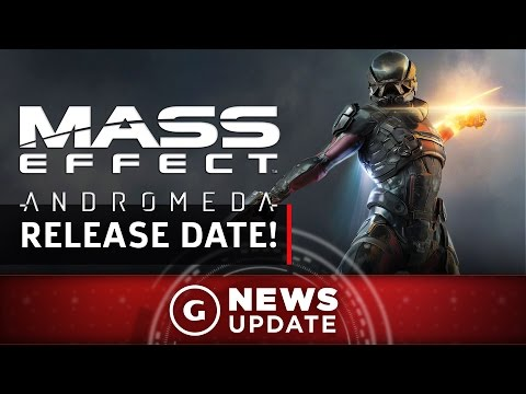 Mass Effect: Andromeda Release Date Finally Confirmed - GS ...