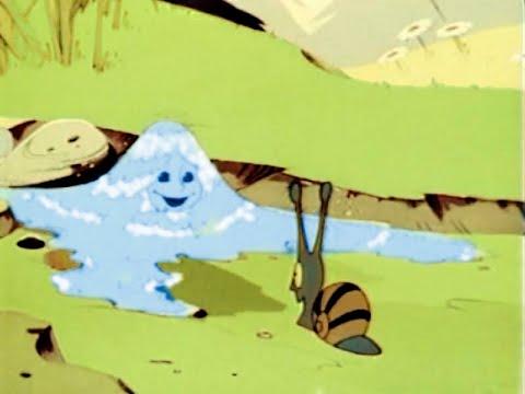 Ручеек бежит мультфильм