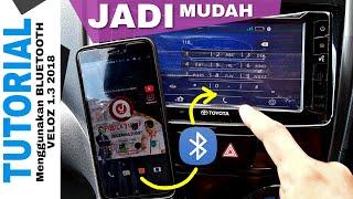 Fitur Bluetooth Audio VELOZ 1.3 2018 Toyota Indonesia
