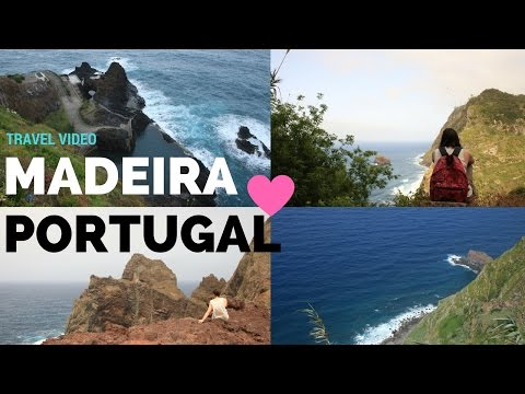 Travel Destinations: Madeira, Portugal | In Love Around The World