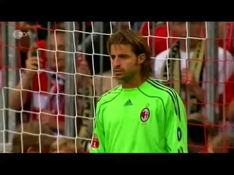 Boca Juniors (4) 1-1 (3) AC Milan - Audi Cup [30/7/2009]
