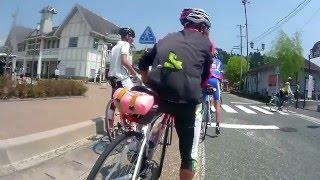 三遠南信自転車通信160501 【岩村―明智サイクリング】7 村だけど!村じゃなかった!