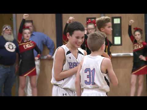Blennerhassett Middle School deaf player and team win championship
