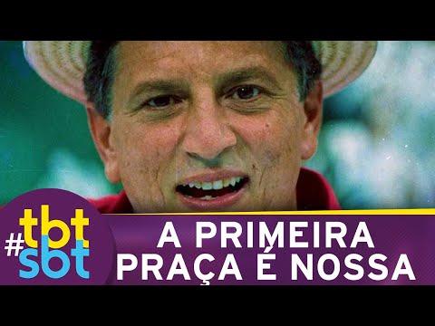 Estreia Do TBT SBT Traz O Primeiro A Praça é Nossa   TbtSBT (23/08/18)