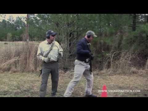 VTAC 1/2 & 1/2 Rifle Drill