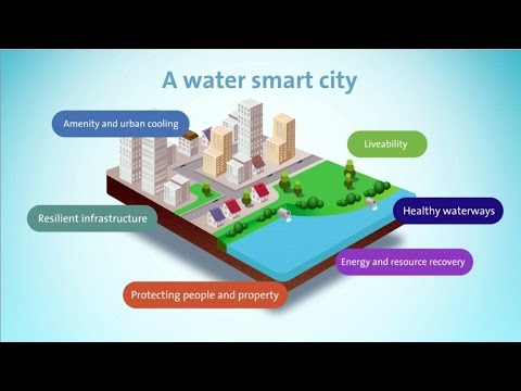 Sydney's stormwater network
