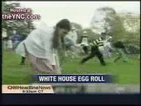 2006 Whitehouse Easter Egg Hunt