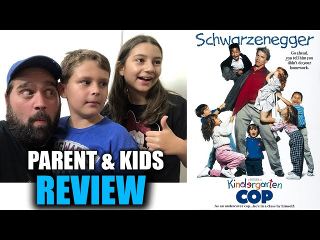 Kindergarten Cop (1990) Parent & Kids Review