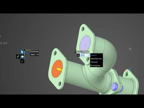 Ansys Discovery: Part