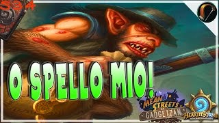 Hearthstone | I`M FULLY LOCK&LOADED | BULLY SPELL HUNTER Deck Tech | GADGETZAN Furo Legend