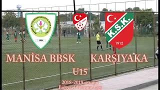 Manisa BBSK - KSK U15 2018-2019 sezonu Bölgesel Gelişim Ligi