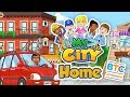 Move in to your own apartment! In My City: Home