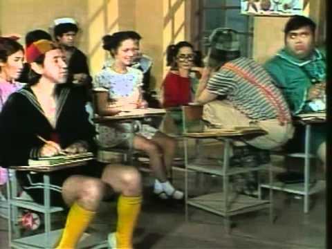 El Chavo del Ocho - Capítulo 238 - Todavía no es Hora de Clases - 1978