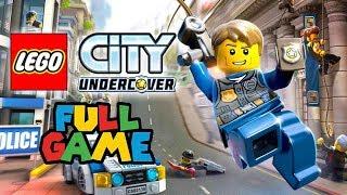 LEGO CITY UNDERCOVER (FULL GAME) WALKTΗROUGH [1080P HD]