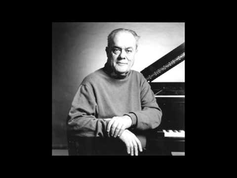 Charles Rosen plays Bach 2 Ricercars from The Musical Offering BWV 1079