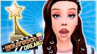 NOS NOMINAN A UN PREMIO A MEJOR ACTRIZ?? 🏆😱 Sims 4 ¡RUMBO A LA FAMA! #HollywoodDreams — Ep 3