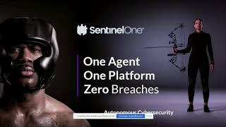 Webinar Sentinel One - Plataforma de segurança cibernética para a força de trabalho remota