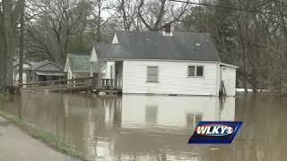 Southwest Jefferson County flooded